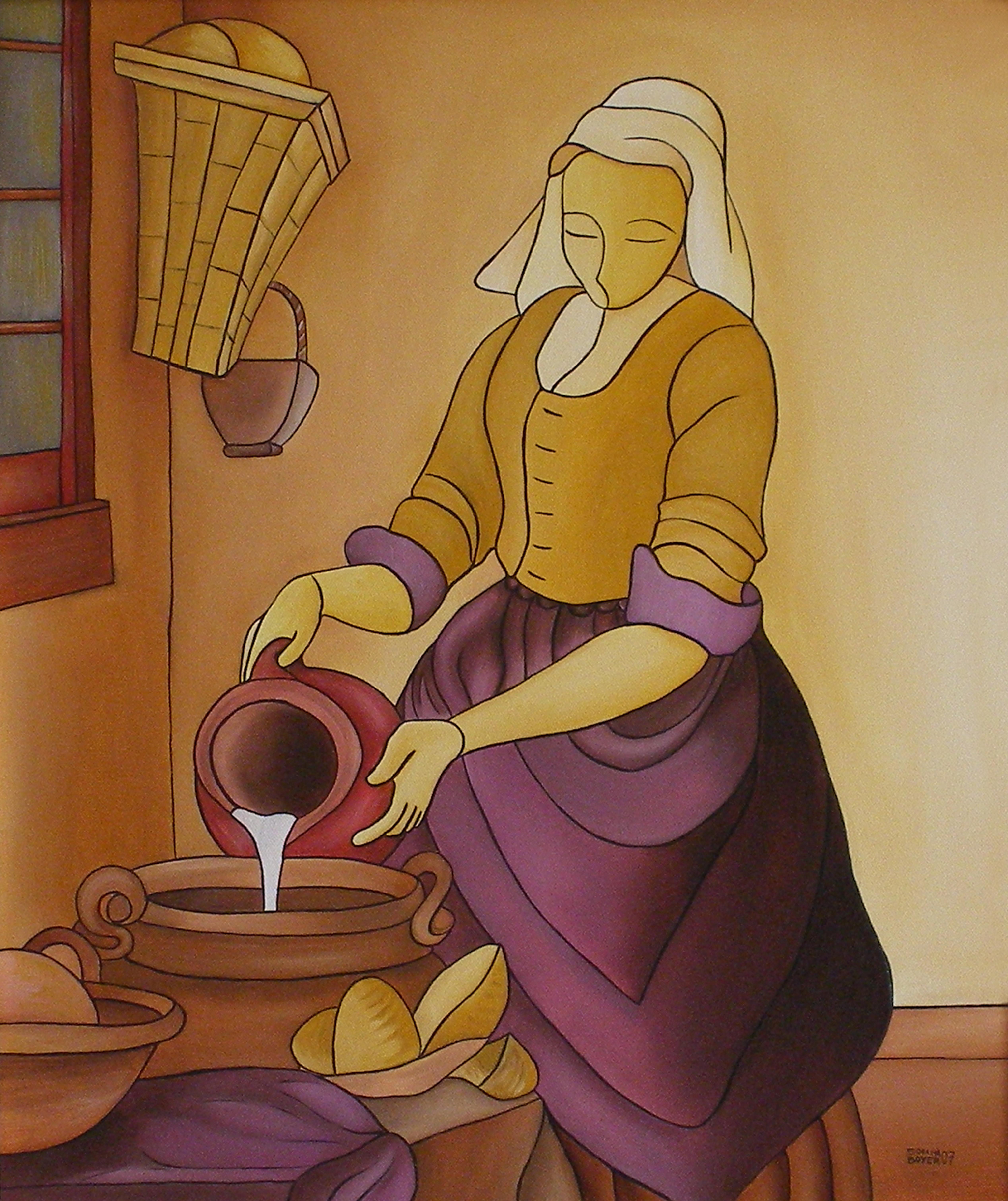 Ma laitière